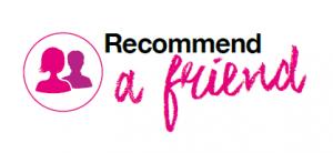 Avon recommend-a-friend-logo