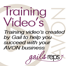 AVON training videos