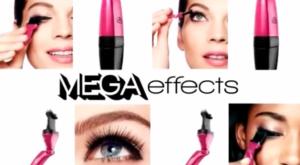 Mega effects mascara by Avon