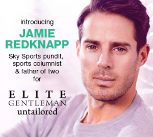 Avon's Untailored Fragrance by Jamie Redknapp