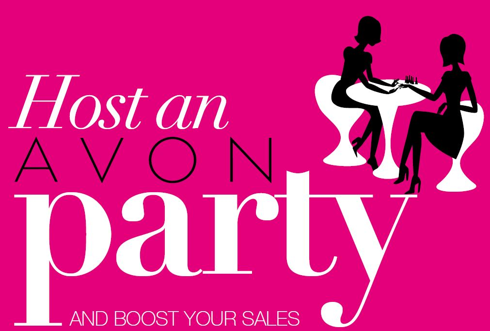 How to host an Avon Party
