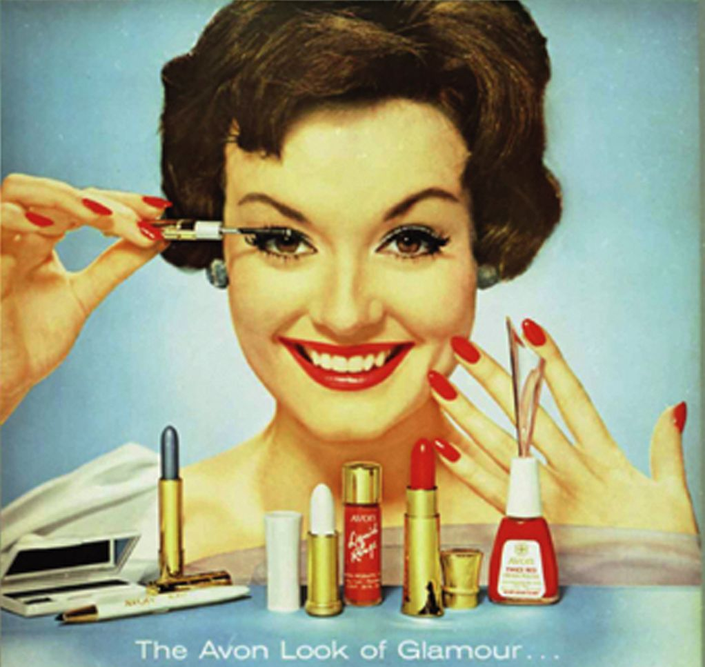 Avon Make up has helped boost womens' confidence since 1886