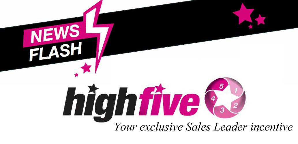 Avon Sales Leader High5 incentive