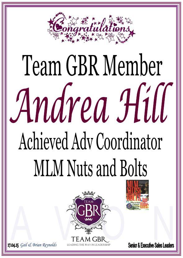 Avon campaign 7 incentive achiever advanced coordinator