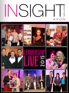 Avon Sales Leadership Insight Magazine October 2015