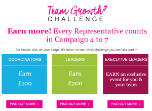 Avon Team Growth Challenge