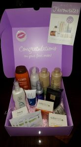 Avon welcome kit 1