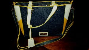 Avon welcome kit tabitha webb bag